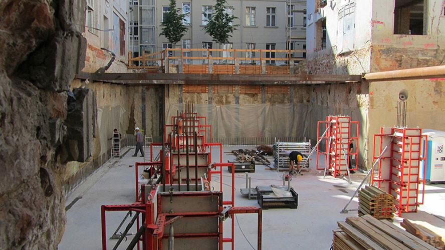 Berlin Arkonahöfe, A Space Lofts