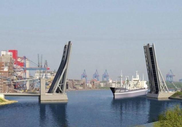 Rethebrücke, Hamburg
