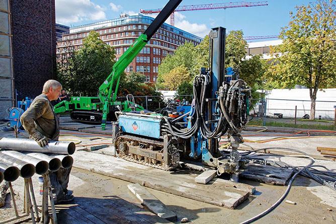 Wohnen am Mittelkanal 1. & 2. Bauabschnitt – Nagelsweg in Hamburg