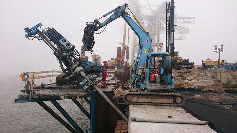 Uferbauwerke AEV Tollerort