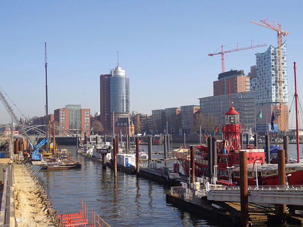 HWS Niederhafen, Hamburg