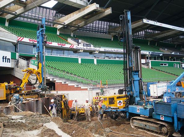 Weserstadion, Bremen
