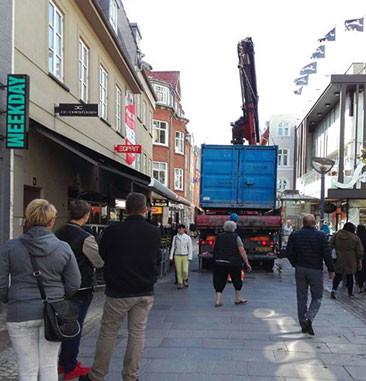 Gewerbe- und Wohnimmobilien, Aalborg